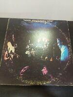 Record Album Crosby, Stills, Nash & Young 4 Way Street 2-album set LP VG
