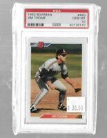 1992 Bowman Jim Thome PSA 10 - Indians