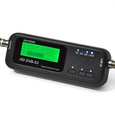 SATHERO SH-100HD DVB-S2 8PSK Digital Satellite Signal Meter Finder LCD Screen