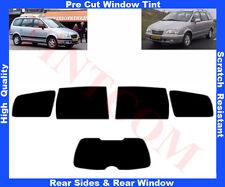 Passgenaue Auto-Tönungsfolie Hyundai Trajet 5T 00-08 Heck/Seitenscheiben 5%-50%