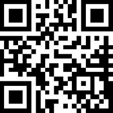 QR CODE Aufkleber Sticker Folie von Wunschtext,Wunschname,Webadresse,eMail usw.