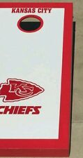 Kansas City Chiefs Decals 10 Cornhole Board Decal Set Stickers -2 Free Window