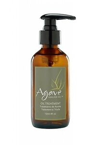 Agave HEALING OIL HAIR TREATMENT - 3.75oz (NEW & AUTHENTIC)