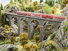 HS Noch 58675 Ravennaviadukt Brückenfertigmodell aus Struktur-Hartschaum.
