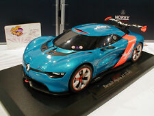 "NOREV 185147 # Renault Alpine A110-50 Baujahr 2012 in "" blau / orange "" 1:18"