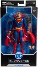 DC Comics Multiverse - Batman Superman Series 1 - Figurine Modern Superman 17 cm