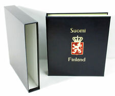Davo Deluxe Stamp Album: Suomi Finland Vol. II ^ Standard Binder w/o Pages