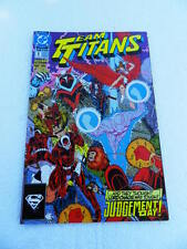 Team Titans  5 .  DC 1993 -   FN / VF