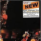 Emil Viklicky - What's New (Live Recording, 2008) CD Album Jazz
