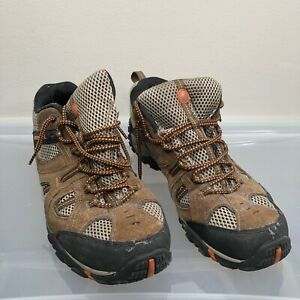 Merrell Men's Size 13 Shoe. Yokota Trail Shoe Otter / Russet Orange Color Nature