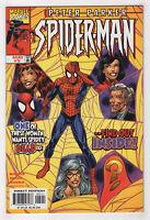 Peter Parker Spider-Man 5 (May 1999 Marvel) [Black Cat Spider-Girl] Bart Sears m