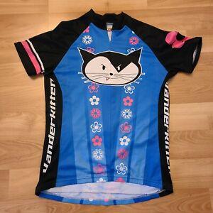 Vanderkitten Primal Wear Cycling Jersey - Womens Large