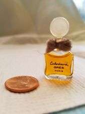 Vintage Cabochard de Gres Perfumes France PURE Perfume Mini