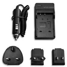 Yultek Alimentación Cargador de Batería para Panasonic Lumix DMC-FZ-200GK/DMC-GH2HS DMC-G7