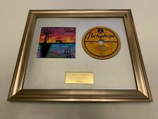 RARE SIGNED//AUTOGRAPHED STEREOPHONICS-GRAFFITI ON THE TRAIN FRAMED PRESENTATION