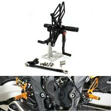 For Honda CBR650F 2014-2017 CNC Motorcycle Rearset Footrest Footpegs Foot Pegs