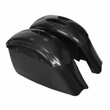 Unpainted Hard Saddlebags Saddle bag for 2014-2017 INDIAN Chieftan Roadmaster