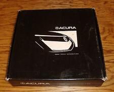 Original 2009 Acura Full Line Media Press Information Kit 09 TSX MDX RDX