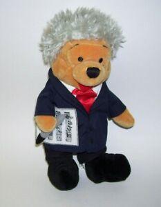 Winnie the Pooh Ludwig Van Beethoven Plush Bear Disney