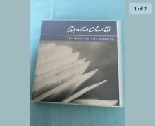 Agatha Christie Audio Book CD- Miss Marple- Th Body In The Library