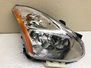 2008 2009 2010 2011 2012 2013 nissan rogue xenon HID right headlight OEM COMPLET