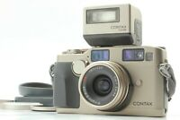 【NEAR MINT+++】 Contax G2 35mm Film Camera w/ Biogon 28mm f/2.8 TLA200 From JAPAN