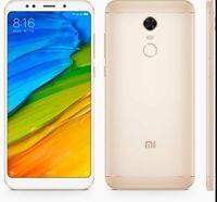 Xiaomi   Redmi 5 Plus Gold Dual 4G LTE 32GB FAST SHIP  Smartphone