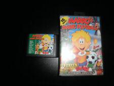 Mega Drive-Markos Magic Football-Coffret
