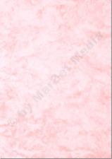 Marmorpapier A4 170g / m² 50 Blatt rot