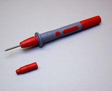 Prüfspitze, ohne Büschelstecker  (rot) für Messleitungen - 1000V / 10A