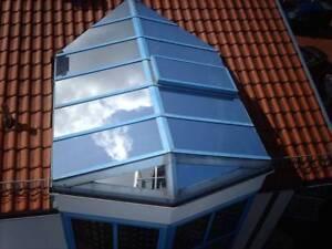 Dachfensterfolie SOL-DA silber dunkel