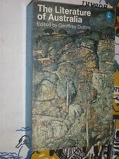 Pelican Book The Literature of Australia ed.Geoffrey Dutton 1976 Revised Edition