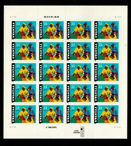 Scott 3368 33¢ Kwanzaa MNH Free shipping in USA!