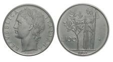 *TRIU* REPUBBLICA ITALIANA 100 LIRE 1967 FDC Assoluto periziato