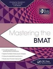 NEW Mastering the BMAT By Christopher Nordstrom Paperback Free Shipping