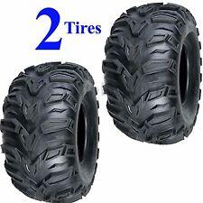 TWO AT 26x12-12 ATV TIRE Sedona MUD REBEL 26/12-12 26x12.00-12 26/12.00-12 6ply