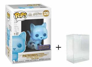 Funko Pop Minerva McGonagall Patronus Cat Pre-Release Exclusive 129 In Stock