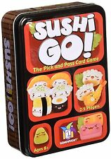 Gamewright Sushi Go Pick And Pass Multiplayer Card Game
