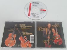 MARK KNOPFLER/CHET ATKINS/NECK AND NECK(COLUMBIA 467435 2) CD ALBUM