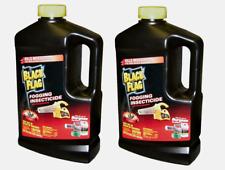 2 ~ Black Flag Fogging Insecticide Flying Insect Killer 32 oz Fogger Fuel Refill
