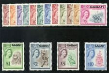 Mint Hinged Malaysian Stamps