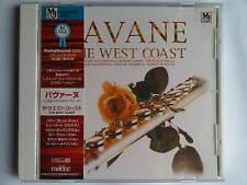 THE WEST COAST PAVANE CD BUDDY COLLETTE HUBERT FLAWS HARVEY MASON KEVIN EUBANKS