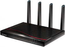 NETGEAR AC3200 1000 Mbps 2 Port 1000 Mbps Wireless Router