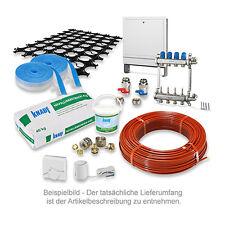 Fußbodenheizung Wall-And-Floor-System/KOMPL.BODEN bis 4,8m2 Fläche -Art.Nr. 4520