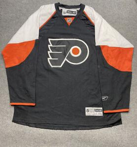 Vintage Philadelphia Flyers Hockey Jersey Mens 2 Extra Large NHL Sewn Adult
