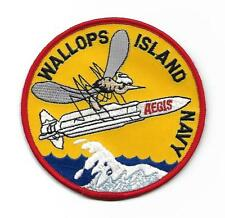 Usn Nscsc Wallops Island Virginia patch Surface Combat Systems Center