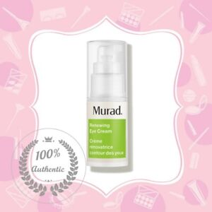 Murad Renewing Eye Cream 0.5oz / 15ml New FRESHEST ON EBAY