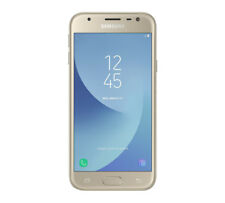 "Samsung J3 2017 Smartphone Gold 4G 5"" Android 16GB Unlocked Sim Free"