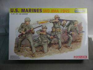Dragon 6408 U.S.Marines Iwo Jima 1945 1:3 5 (MF11)