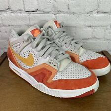 Men's (10.5) Nike Air Tech Challenge 2 QS Orange Andre Agassi Clemson Max Shoe